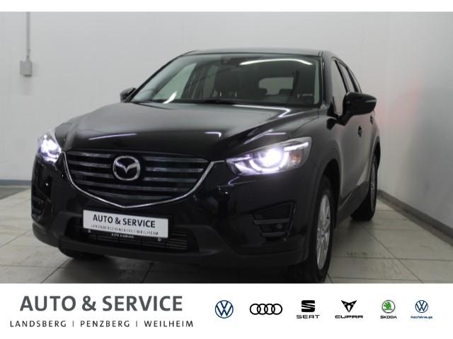 Mazda CX-5 2.2 SKYACTIV-D Exclusive-Line*NAVI*STHZ*LED*, Jahr 2016, Diesel