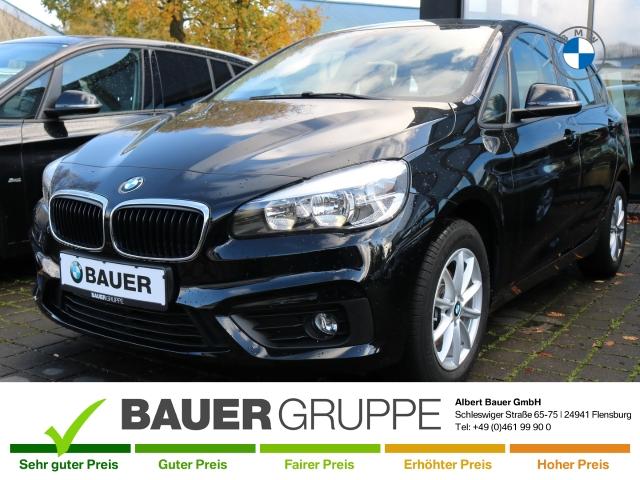 BMW 216 Active Tourer i Advantage Klima SHZ PDC Keyless LED-hinten LED-Tagfahrlicht Multif.Lenkrad, Jahr 2017, Benzin