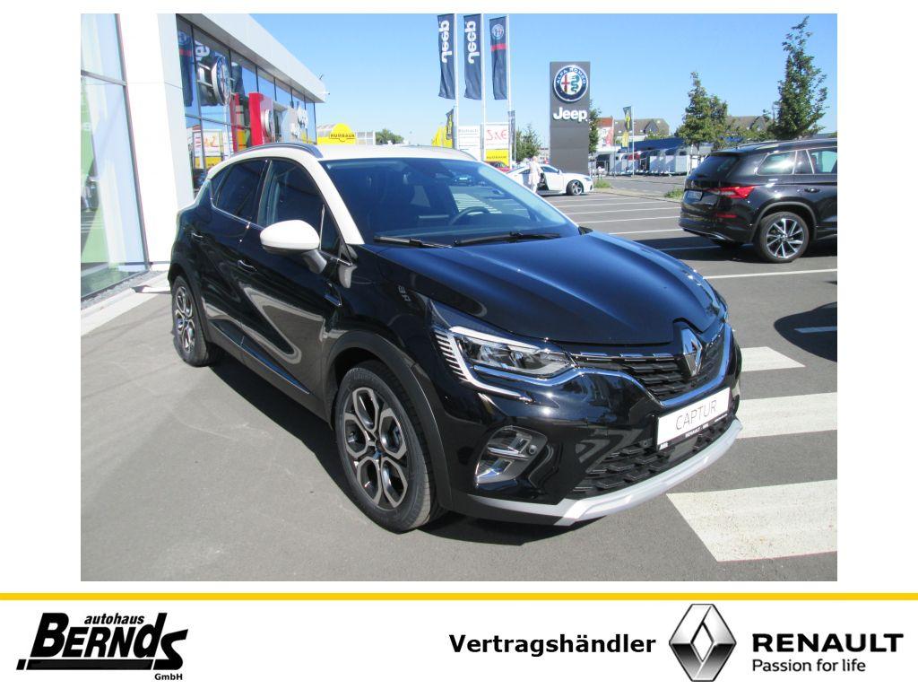 Renault Captur PLUG-in HYBRID EDITION ONE NAVI BOSE KLIMA, Jahr 2020, Hybrid