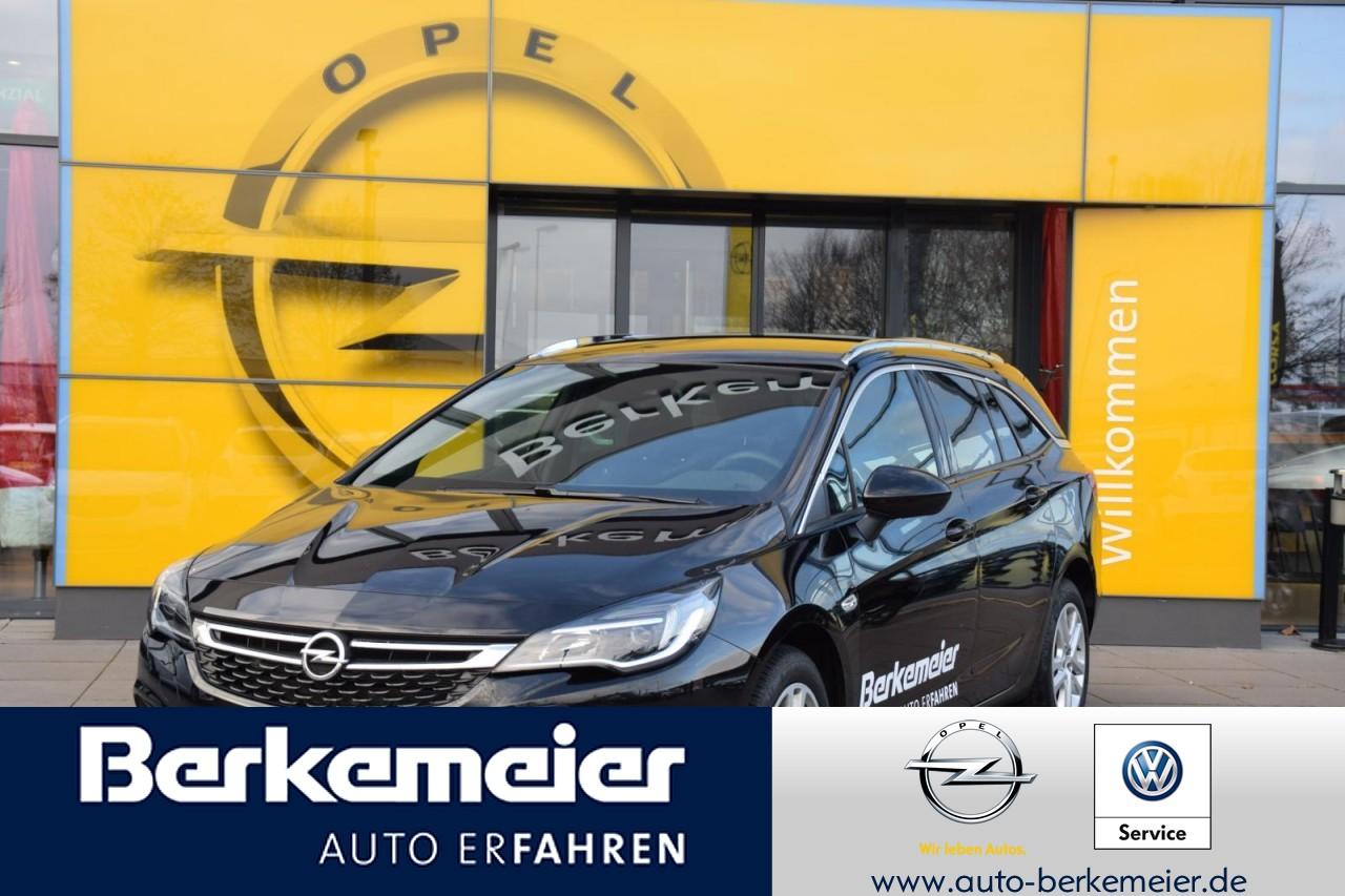 Opel Astra ST 1.6 Automatik/Klimaauto/Sitzh/Rückfahrkamera, Jahr 2019, Diesel