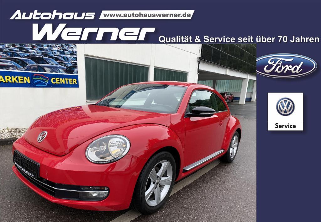 Volkswagen Beetle 1.4 TSI Sport, Jahr 2013, Benzin
