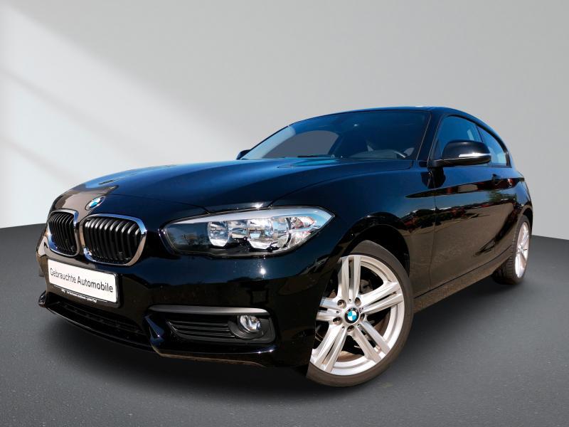 BMW 118i Advantage PDC Sitzheizung Bluetooth M-LM, Jahr 2017, Benzin