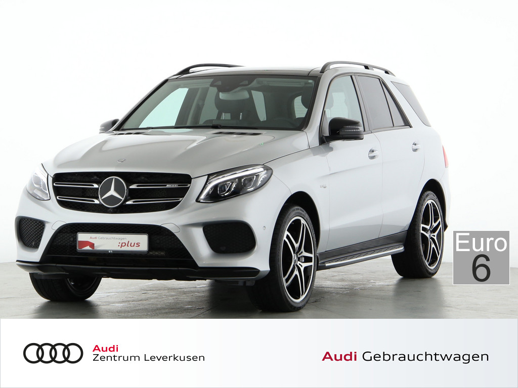 Mercedes-Benz GLE 43 AMG ASSISTENZ LEDER AHK DISTRONIC PANO, Jahr 2017, Benzin