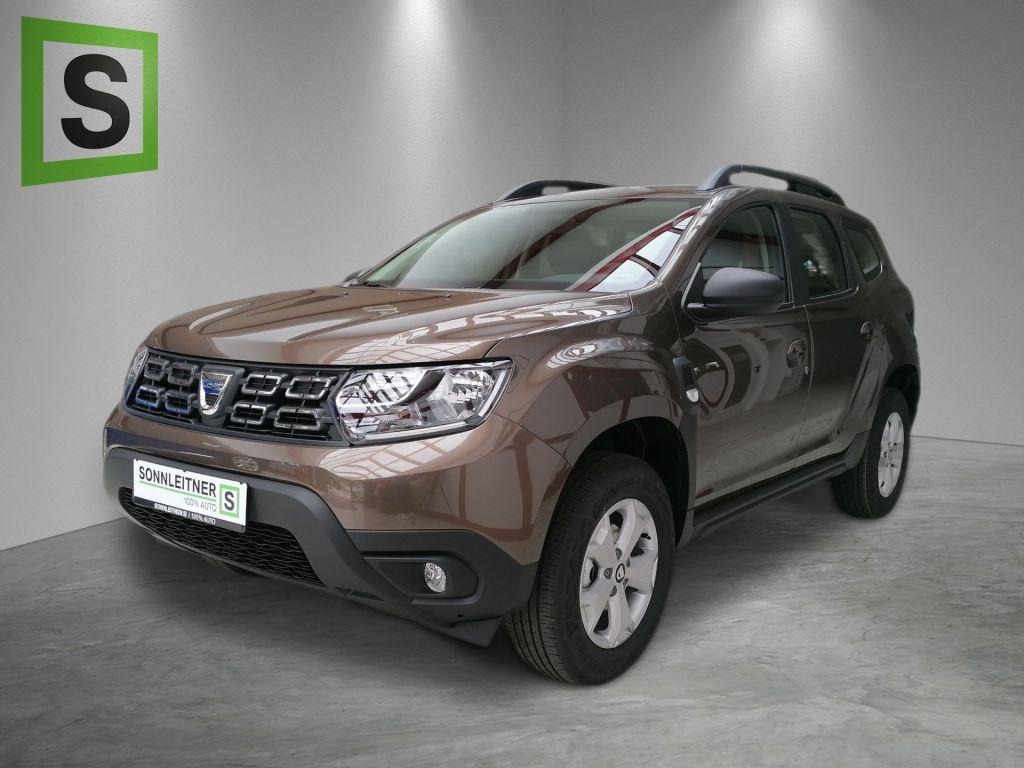 Dacia Duster TCe 100 2WD ECO-G Comfort 4552, Jahr 2021, LPG