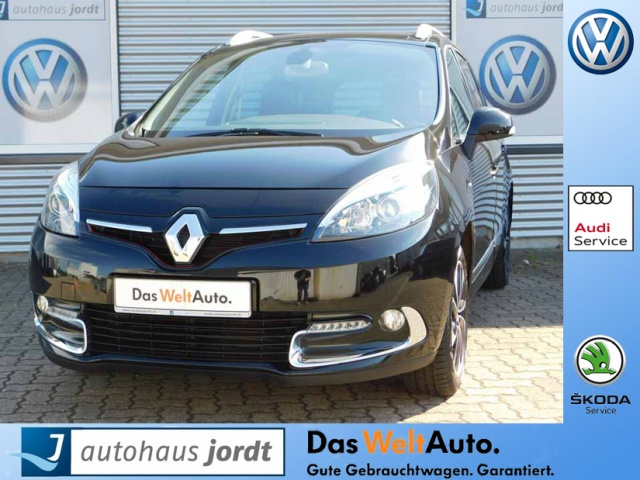 Renault Grand Scenic 1.2 TCe 130 6-Gang BOSE Edition, Jahr 2016, Benzin