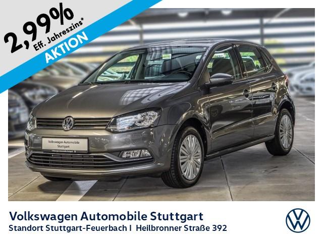 Volkswagen Polo 1.2 TSI Comfortline Tempomat, Jahr 2015, Benzin