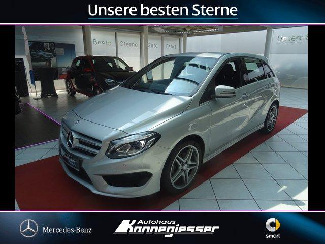 Mercedes-Benz B 180 d*AMG-LINE*EXCLUSIV*RF-KAMERA*LED*NAVI*, Jahr 2015, Diesel