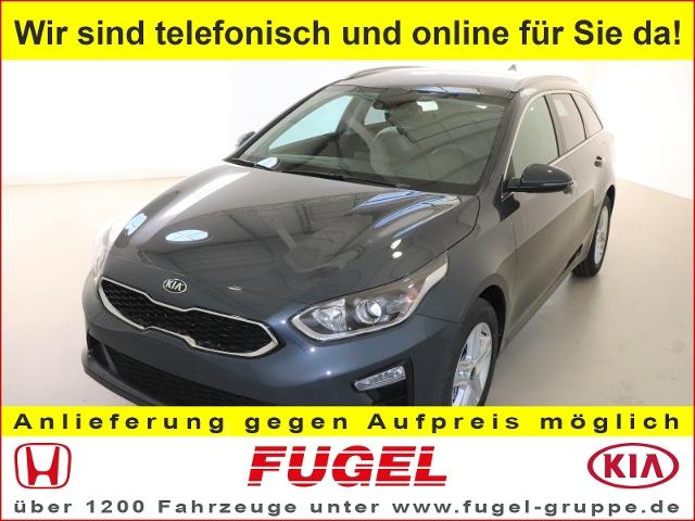 Kia cee'd Sportswagon 1.4 T-GDI Navi|Winterpaket, Jahr 2019, Benzin