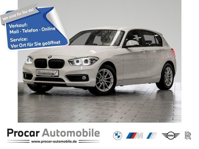 BMW 118i Advantage Aut. Navi Business Sportsitze LM, Jahr 2017, Benzin