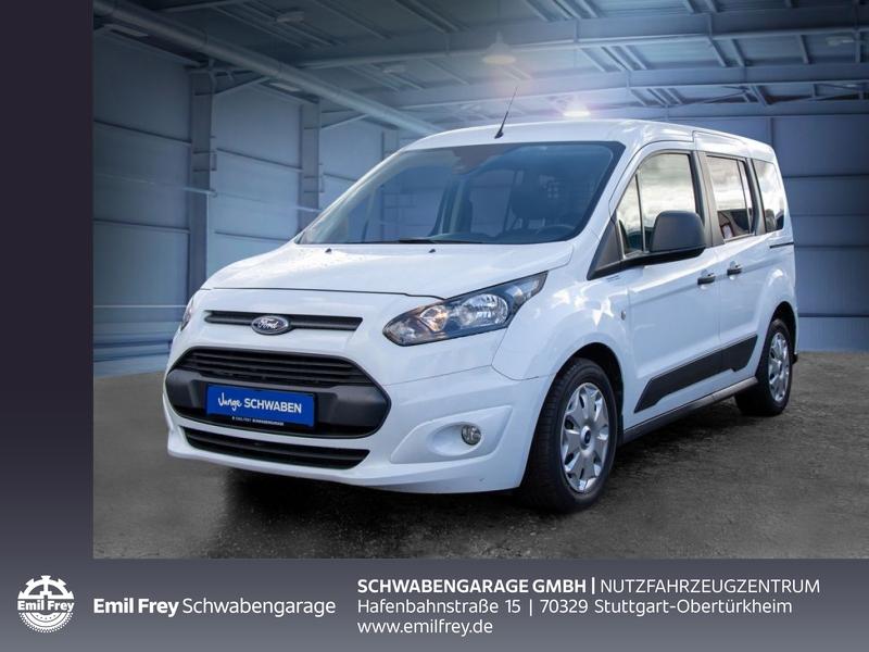 Ford Transit Connect Kombi 220 L1 Trend LKW-Zulassung, Jahr 2016, Diesel