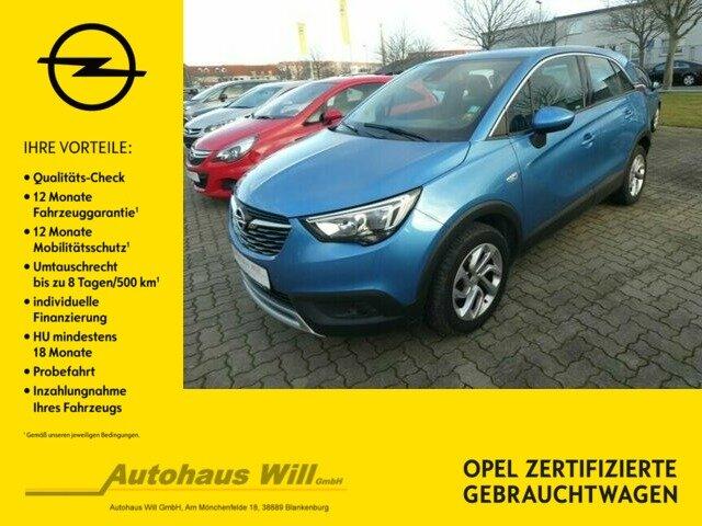 Opel Crossland X INNOVATION beheizbare Frontscheibe, Jahr 2017, Benzin