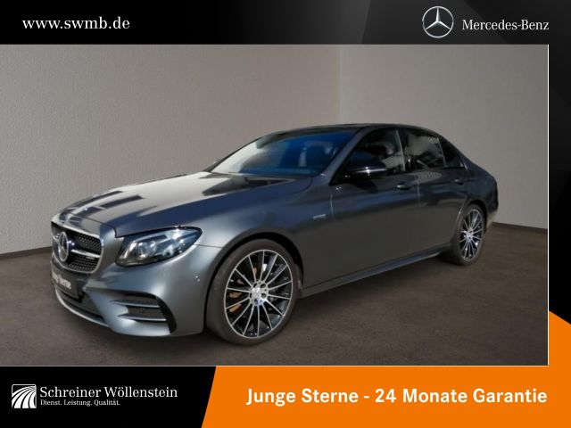 Mercedes-Benz E 43 AMG 4M *Distronic*SHD*LED*Kamera*Sitzklima*, Jahr 2017, Benzin
