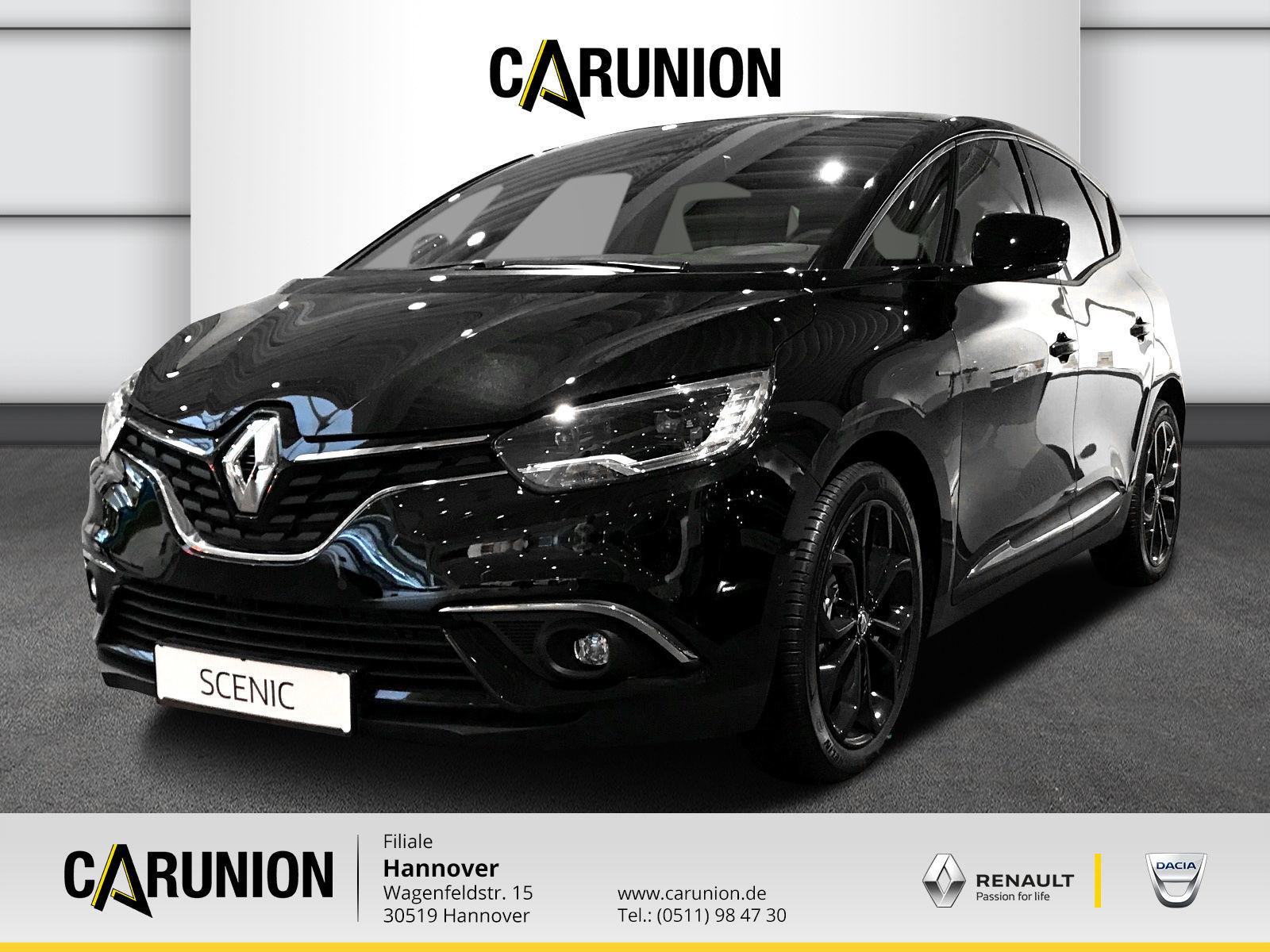 Renault Scenic BLACK Edition TCe 160 GPF, Jahr 2019, Benzin