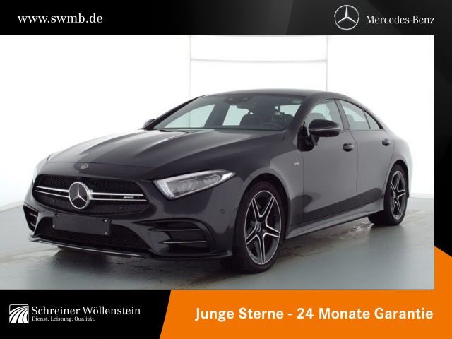Mercedes-Benz CLS 53 AMG 4M+ Widescreen*Memory*SHD*360°Kam*, Jahr 2020, Benzin