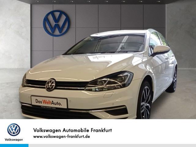 Volkswagen Golf VII 1.0 TSI SOUND Navi ACC FrontAssist Climatronic Golf 1,0 CLBM 81 TSI M6F, Jahr 2017, Benzin