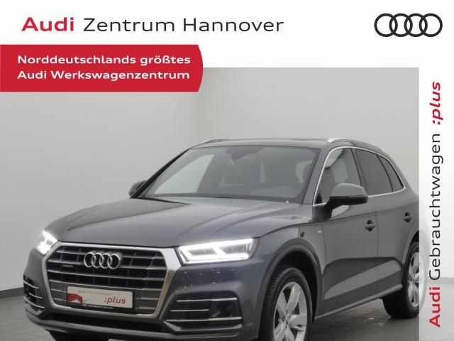 Audi Q5 2.0 40 TDI quattro s-line sport (EURO 6d-TEMP), Jahr 2019, Diesel