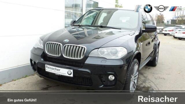BMW X5 xDrive 40d A M-Sportpaket,Navi,HUD,Pano,RFK, Jahr 2013, diesel