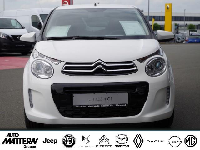 Citroën C1 finanzieren