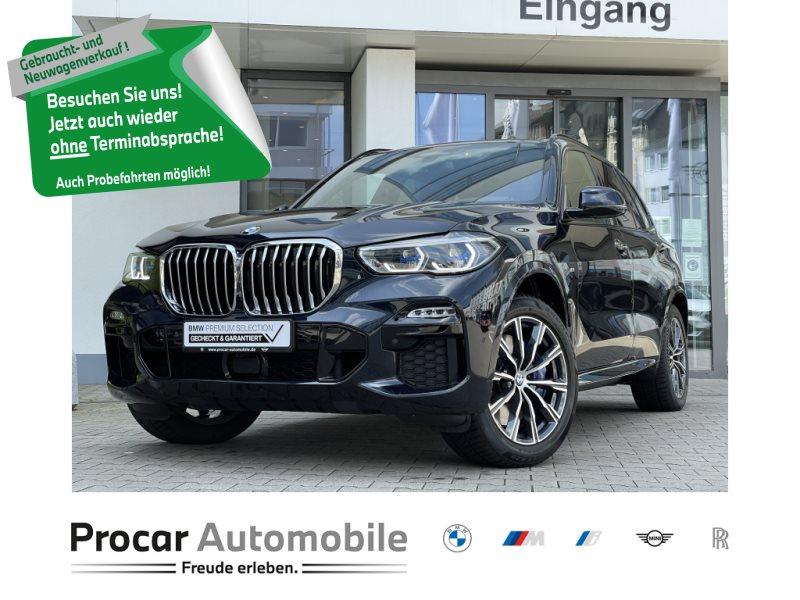 BMW X5 xDrive30d M Sport Laser DA Prof. Pano HuD AHK Standhz., Jahr 2020, Diesel