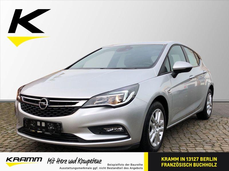 Opel Astra Edition 1.6 CDTI Navi ACC LED-Tagfahrlicht Multif.Lenkrad NR, Jahr 2017, Diesel