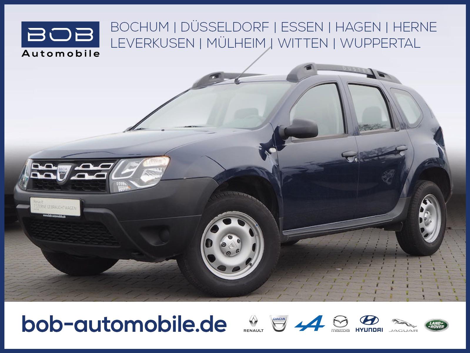 Dacia Duster 1.6 16V 4x2 Essentiel KLIMA, Jahr 2015, Benzin