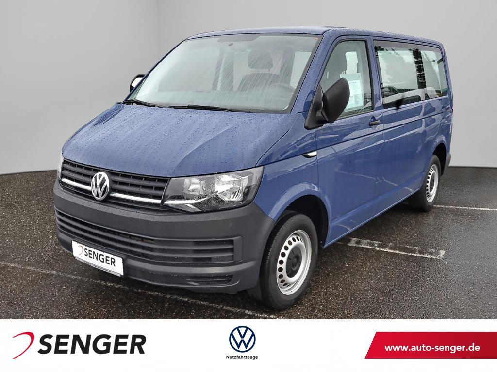 Volkswagen T6 Transporter Kombi 2.0 TDI AHK 2-Sitzer, Jahr 2016, Diesel