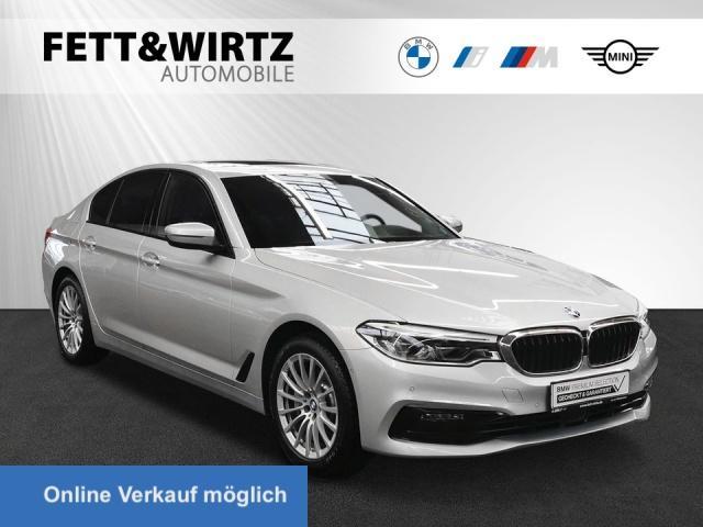BMW 530e Sport HUD GSD Sitzbel. Leas ab 325,- br.o.A, Jahr 2019, Hybrid