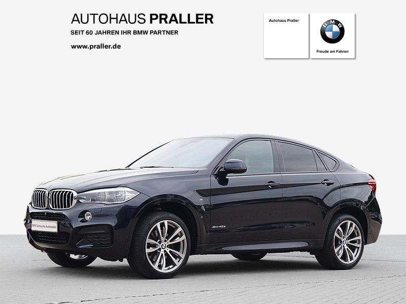 BMW X6 xDrive40d M Sportpaket Head-Up HK HiFi DAB, Jahr 2018, Diesel