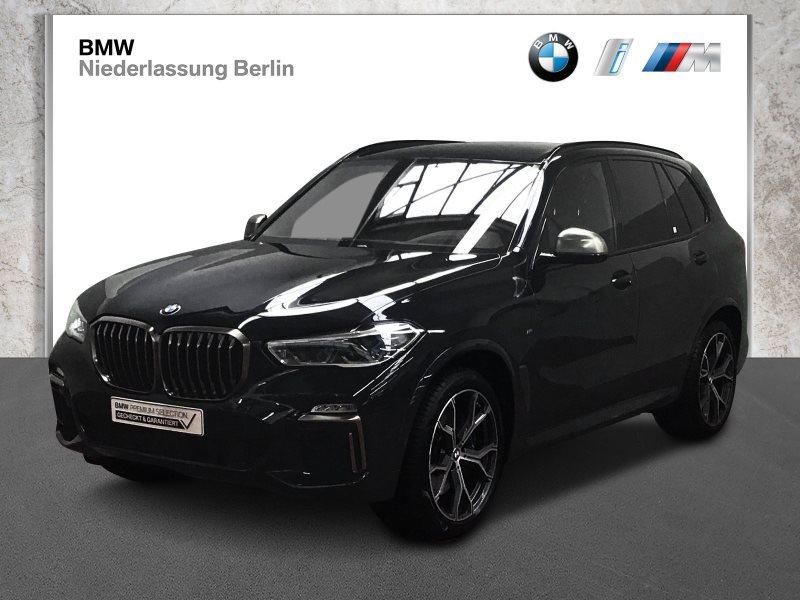 BMW X5 M50d EU6d-Temp Laser Komfortsitze Standheiz., Jahr 2019, Diesel