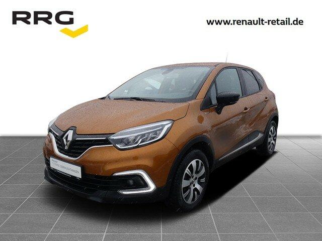 Renault Captur TCe 130 GPF Limited, Jahr 2019, Benzin