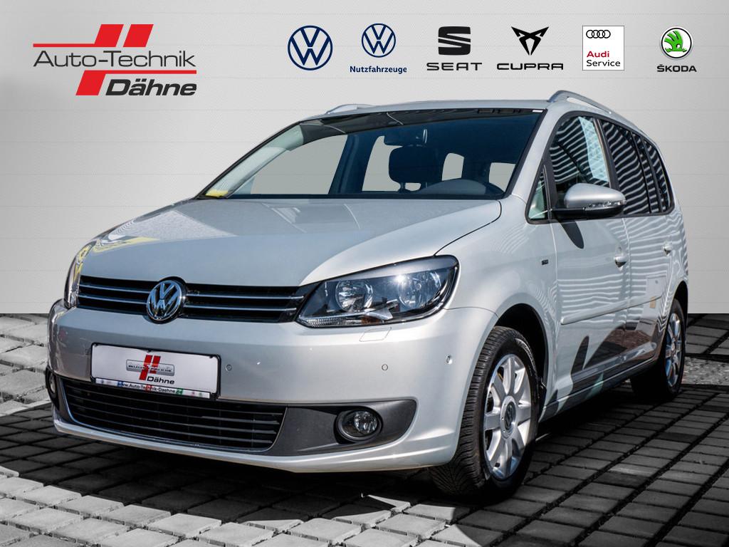Volkswagen Touran 1.4 TSI Cup, Jahr 2014, Benzin
