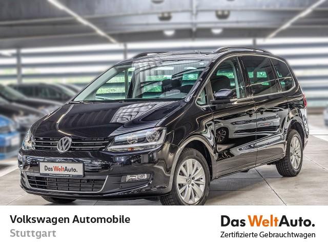 Volkswagen Sharan 2.0 TDI Comfortline Navi AHK, Jahr 2020, Diesel