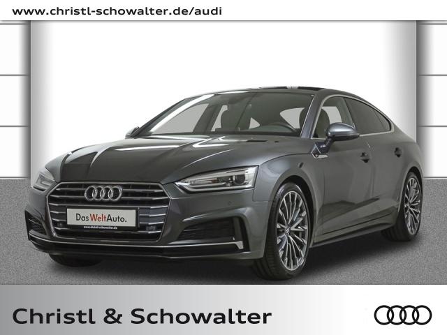 Audi A5 Sportback S line sport 2.0 TDI S tronic HUD B+O, Jahr 2017, Diesel