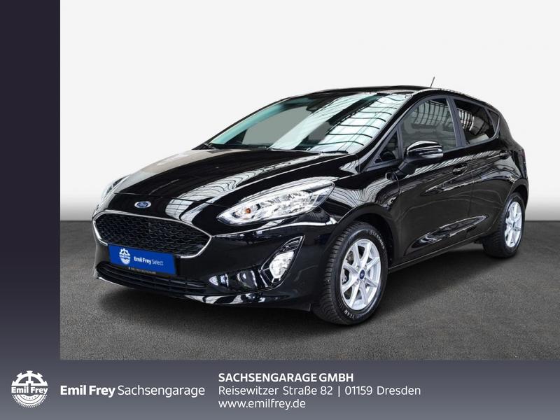 Ford Fiesta 1.1 COOL&CONNECT kein Mietw. Navi Klimaaut., Jahr 2019, Benzin