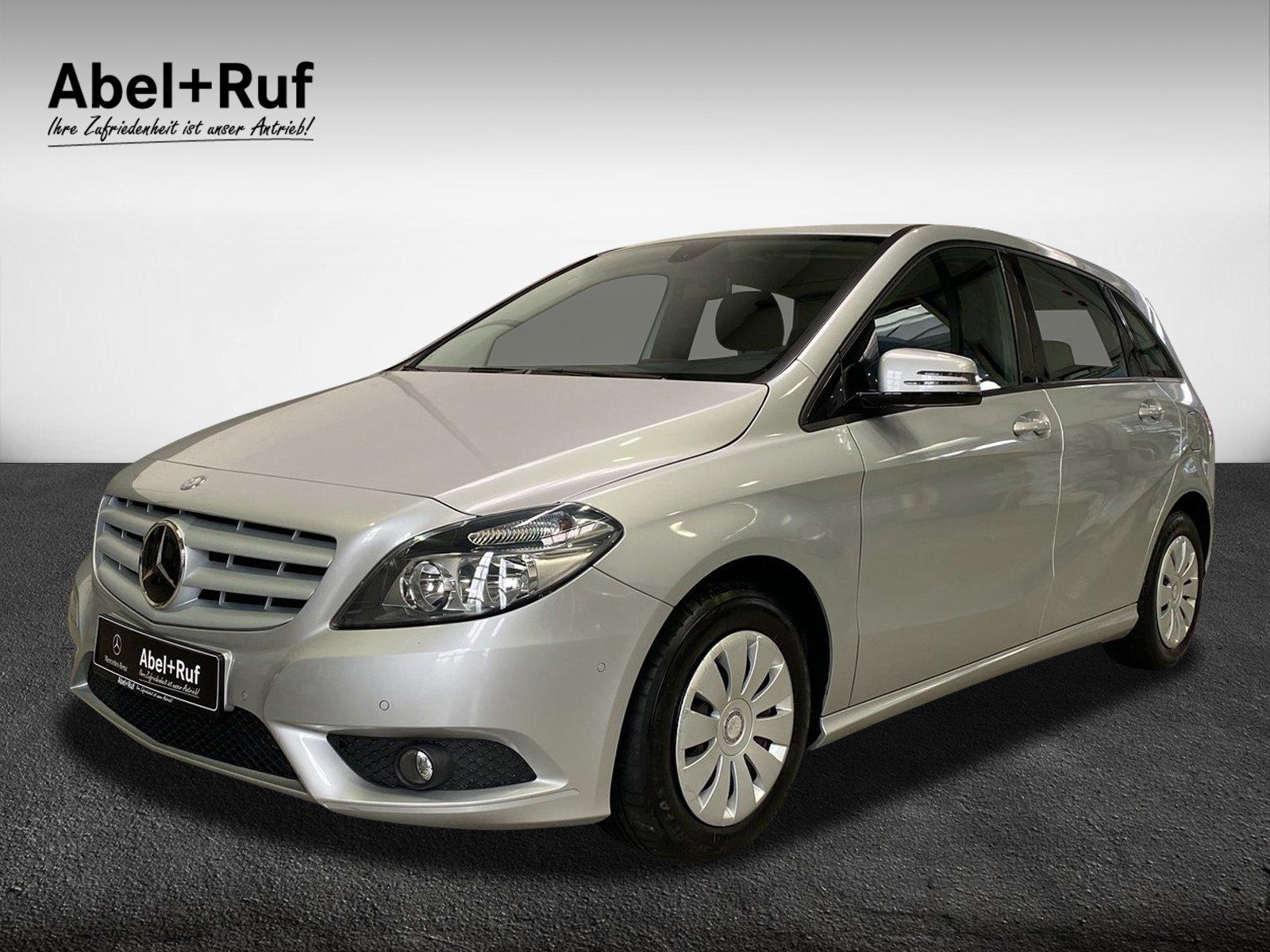Mercedes-Benz B 180 CDI+Anhängerkupplung+Klima+Park-Pilot+SHZ, Jahr 2013, Diesel