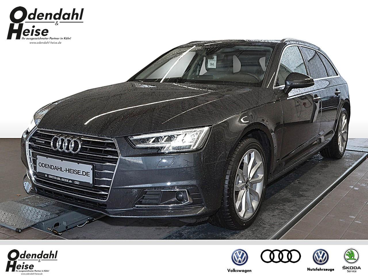 Audi A4 Avant design 2.0 TDI quattro S tronic Klima, Jahr 2017, Diesel
