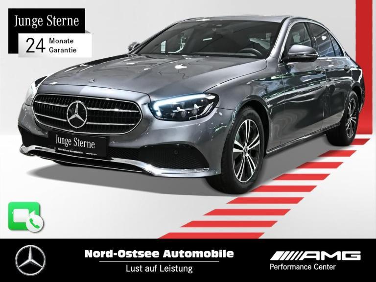 Mercedes-Benz E 200 d Avantgarde LED Navi Mopf MBUX Kamera, Jahr 2020, Diesel