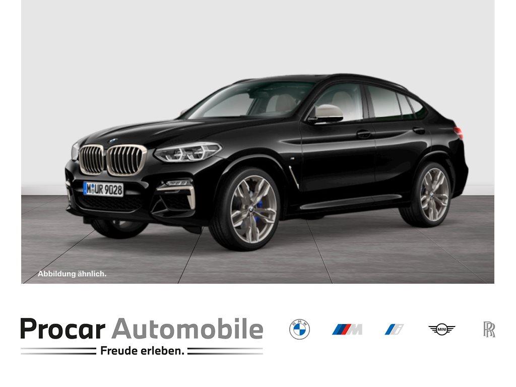 BMW X4 M40d Head-Up H/K DAB Adapt. FW Pano 21, Jahr 2019, Diesel