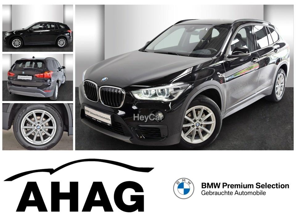 BMW X1 sDrive18i Advantage Klimaaut. Sportsitze PDC, Jahr 2018, Benzin