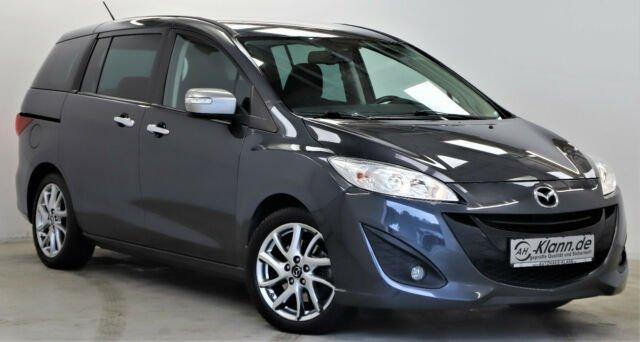 Mazda 5 2.0I 150 PS MZR DISI I-Stop Sendo 7 Sitzer AHK, Jahr 2014, Benzin