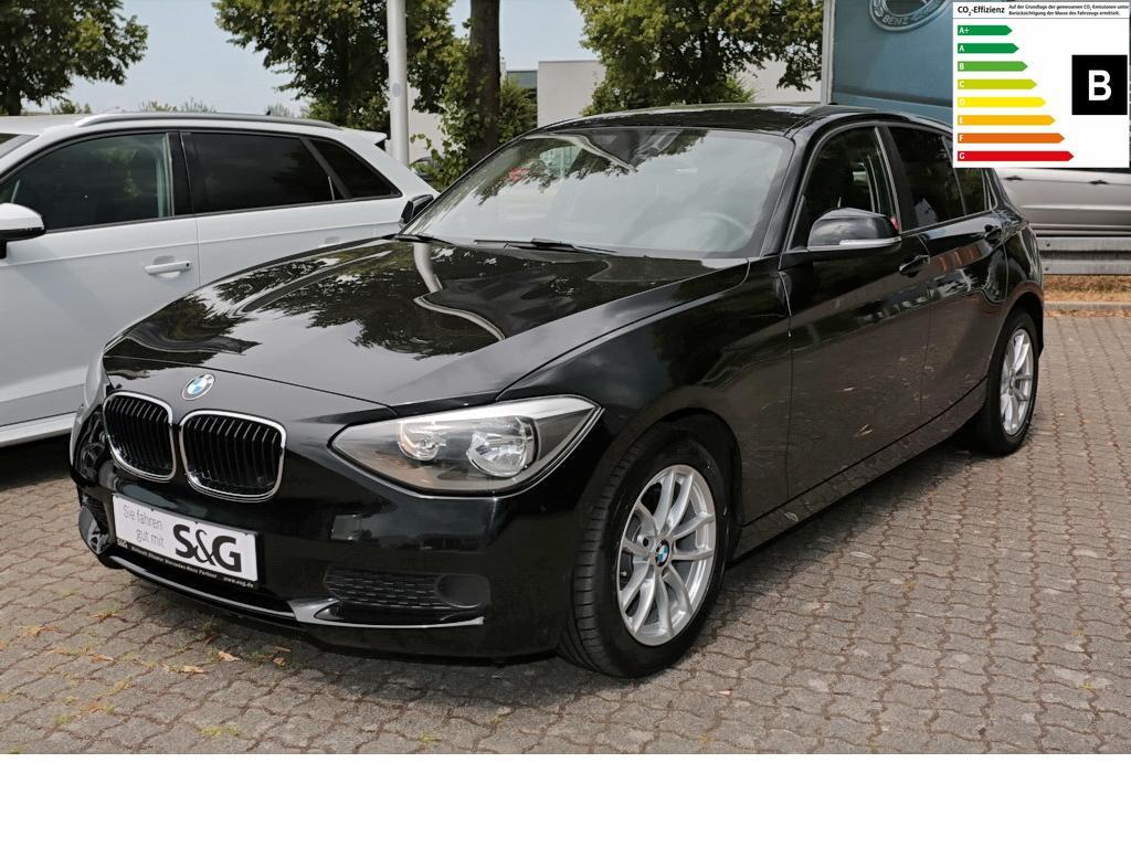 BMW 114 i Sitzheizung/Bremsassistent/Klima/StartStop, Jahr 2013, Benzin