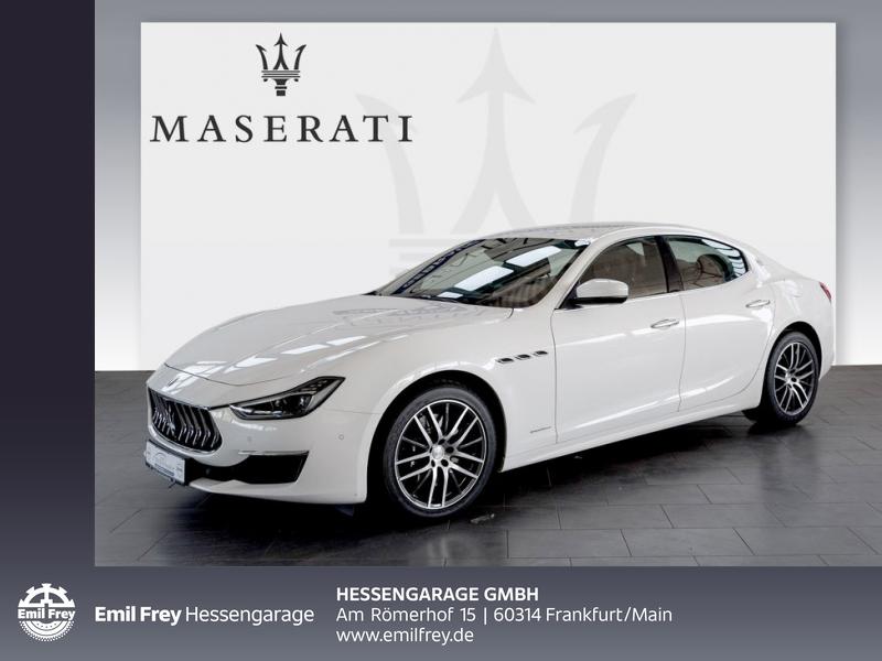 Maserati Ghibli GranLusso Aut Totw. DAB 19'' ActiveShifting, Jahr 2018, Benzin