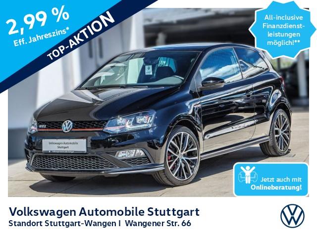 Volkswagen Polo GTI 1.8 TSI LED GRA Bluetooth, Jahr 2016, Benzin