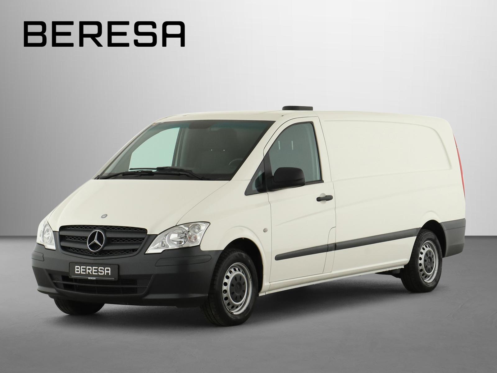 Mercedes-Benz Vito 113 CDI Kasten Extralang, Jahr 2013, Diesel