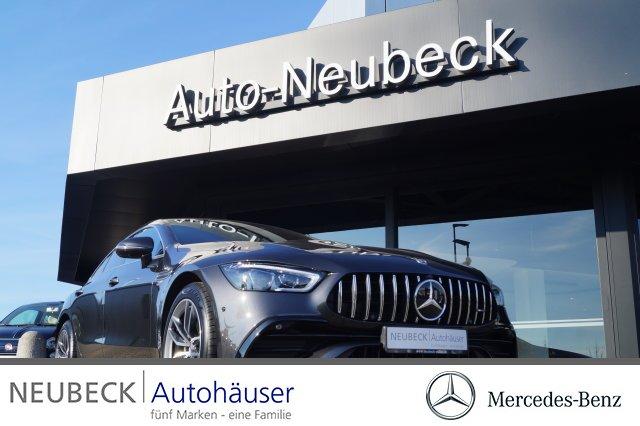 Mercedes-Benz AMG GT 43 4M+ Distronic+St-Hzg+HUD+SHD+Mulibeam+, Jahr 2020, Benzin