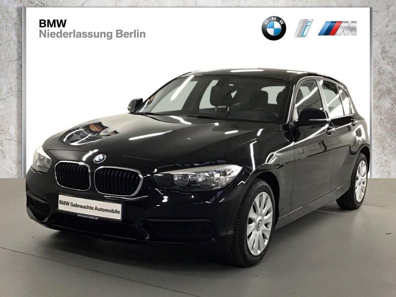BMW 116i 5-Türer EU6 Klimaautomatic, Jahr 2017, Benzin