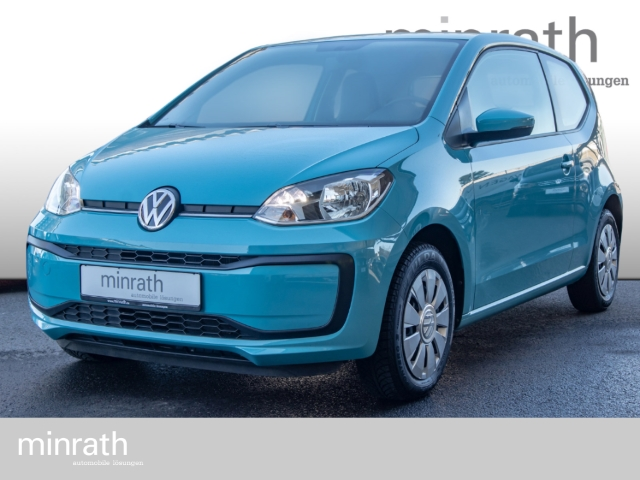 Volkswagen up! move 1.0 LED RDC AUX USB ESP Radio TRC, Jahr 2017, Benzin