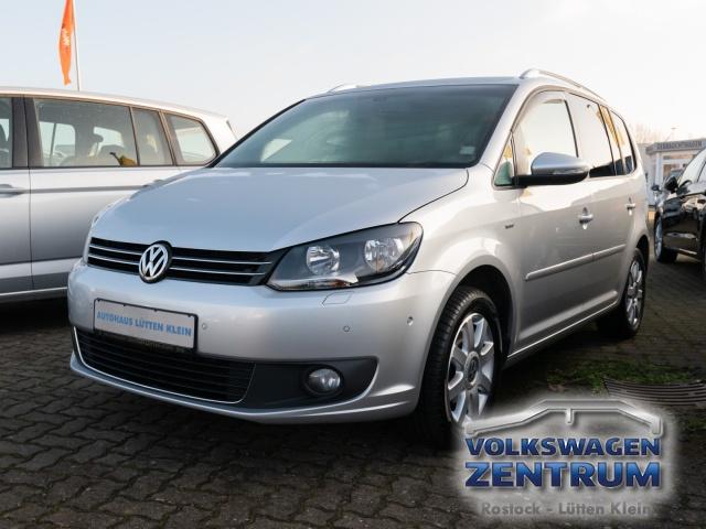 Volkswagen Touran 1.6 TDI Life Navi Klima Einparkhilfe, Jahr 2014, Diesel
