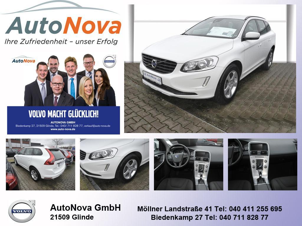 Volvo XC60 D3 DPF 2WD Kinetic Tempomat Navi SItzhzg., Jahr 2016, Diesel
