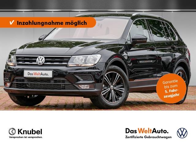 Volkswagen Tiguan IQ.DRIVE 1.5 TSI TrailerAss. ACC Navi RKa, Jahr 2019, Benzin